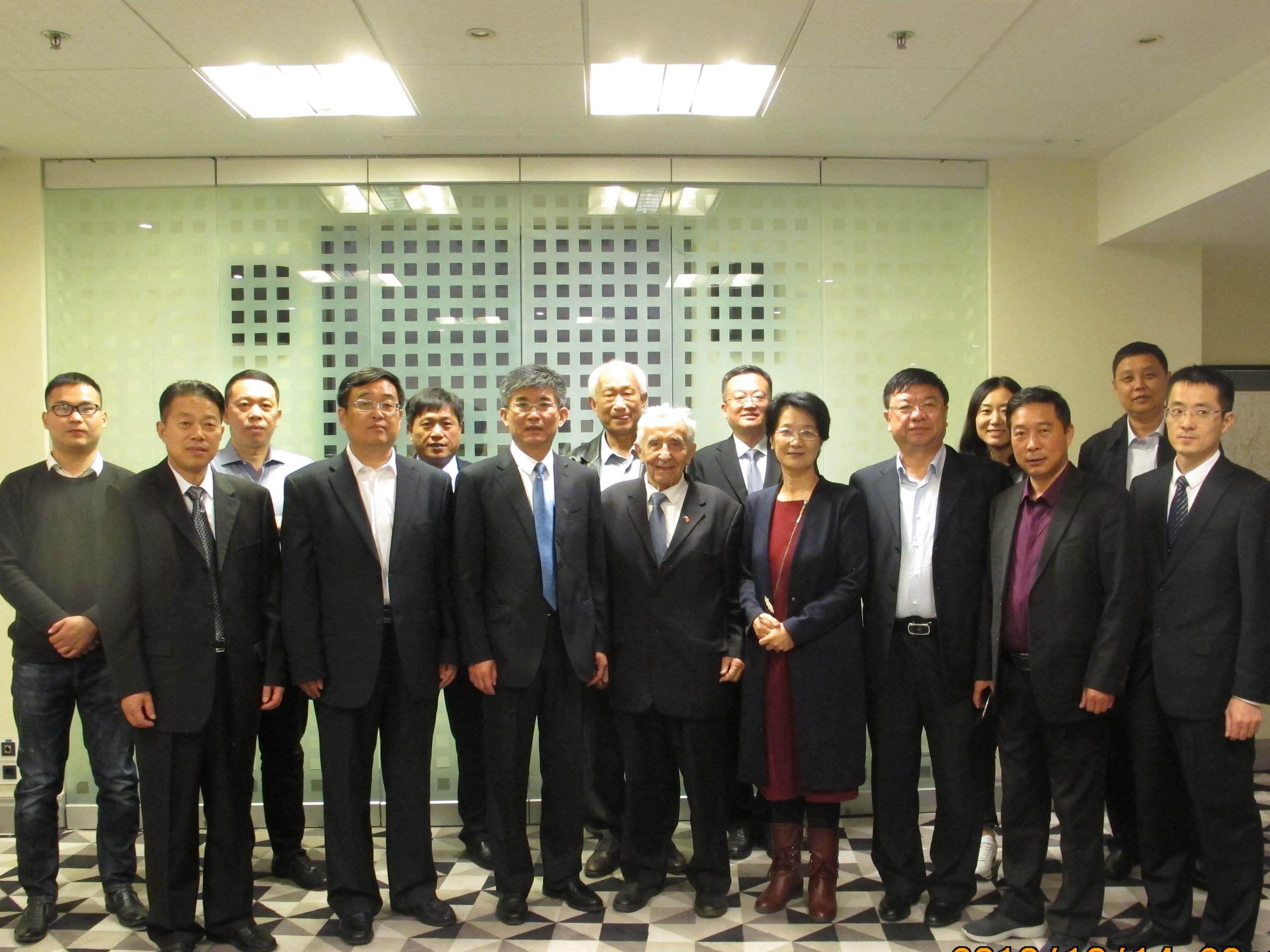 菏泽市政府经贸代表团赴俄罗斯、土耳其、波兰开展经贸活动